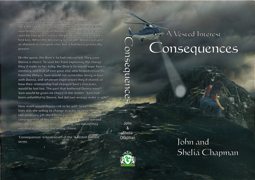 Consequences - book cover